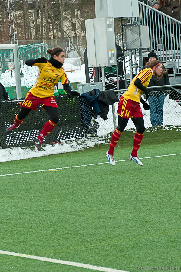 Tyresö FF - Umeå IK