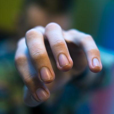 #68 Fingervisning