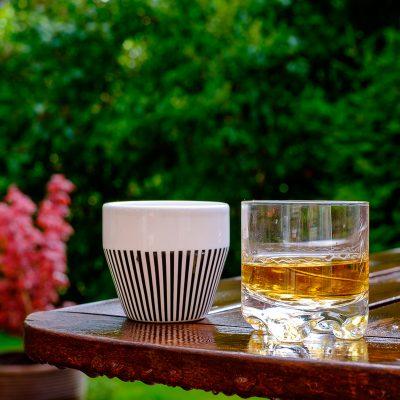 #143 Kaffe med vingar