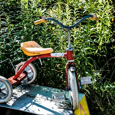 #315 Trehjuling