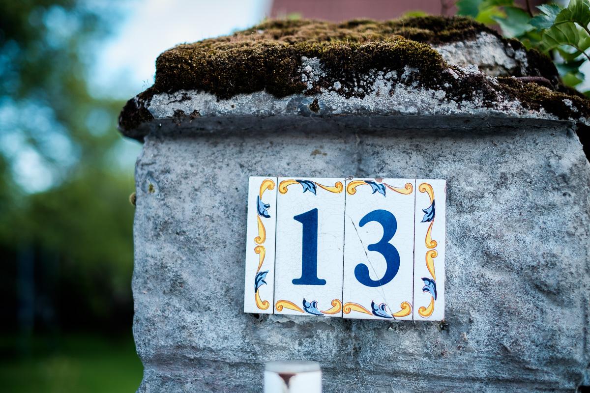 Eget tema #13: Tretton