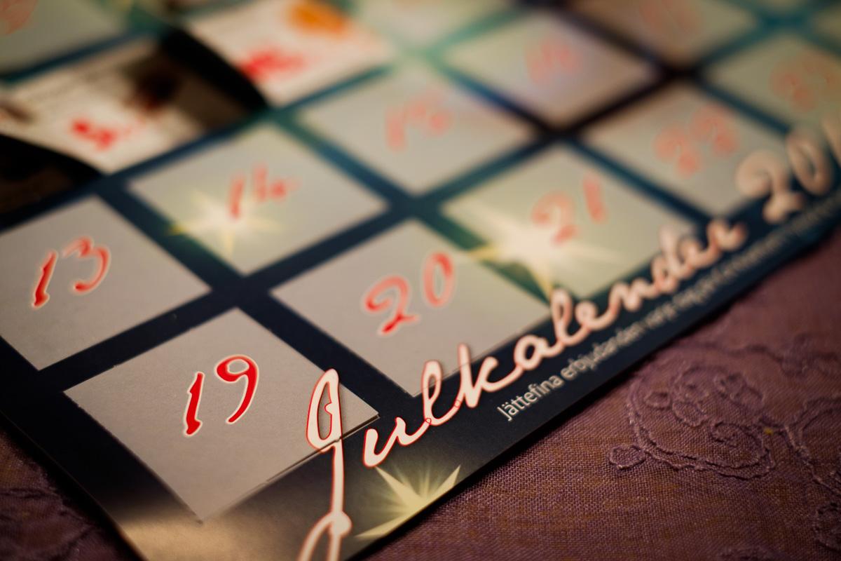 Eget tema #19: Nitton