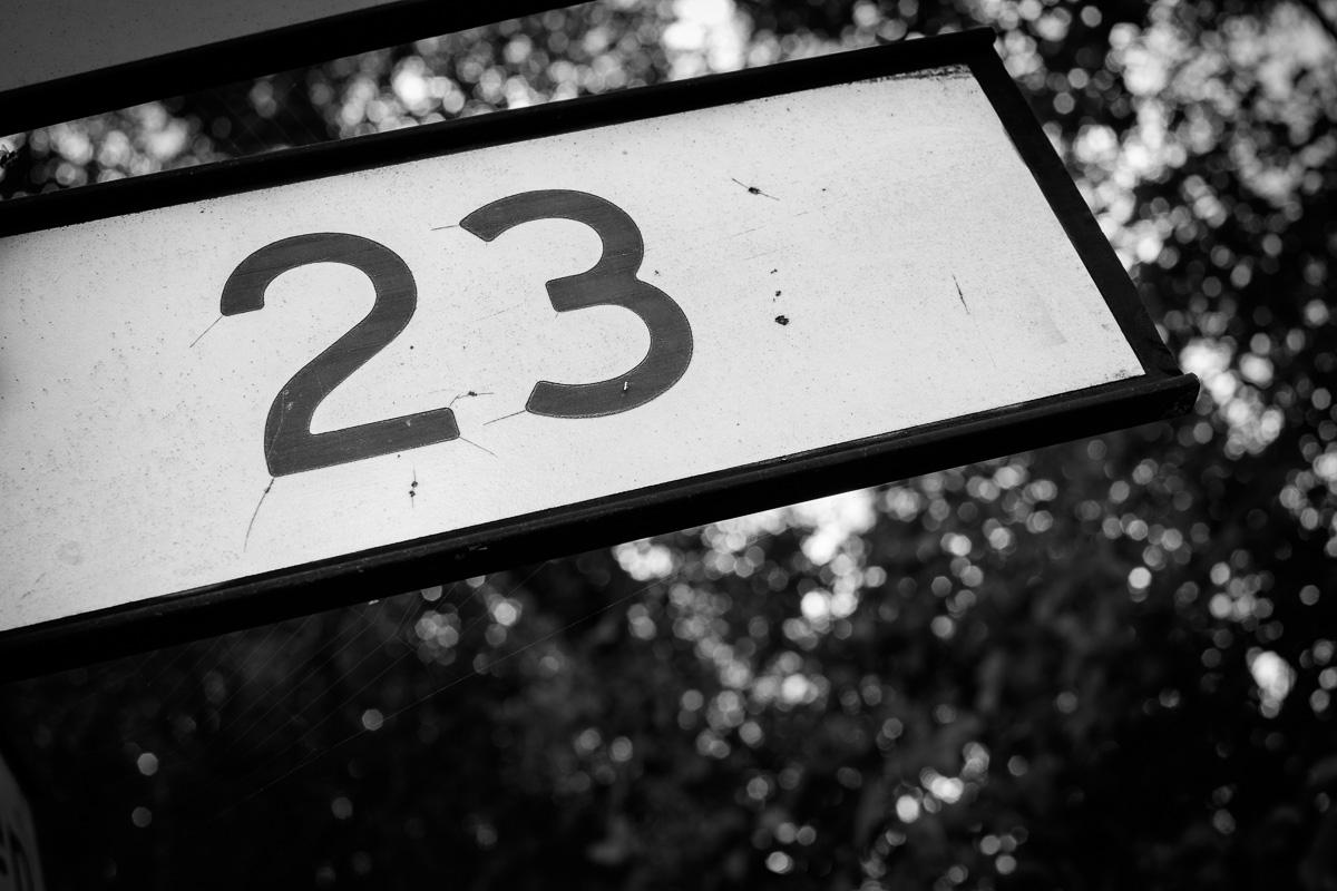 Eget tema #23: Tjugotre