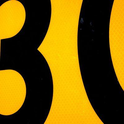Eget tema #30: Trettio